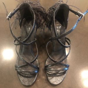 Top Shop Roxana feather sandals